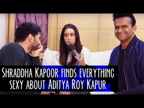Breaking Rumors! - Aditya Roy Kapur & Shraddha Kapoor Answer Back