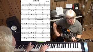 Charmaine - Jazz guitar & piano cover ( Ernö Rapée )