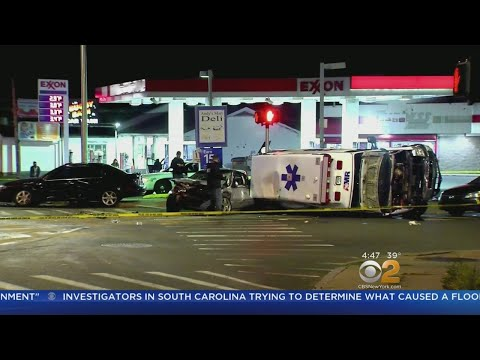Pat McMahon - Heroes Lift 5 Ton Ambulance Off EMT - The Good Stuff