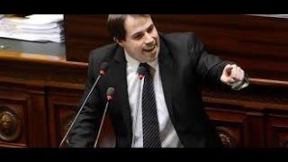 Laurent LOUIS (30 octobre 2014) Quand Laurent se transforme en bombe humaine et politique !!