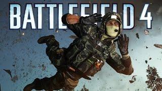 Battlefield 4 Веселые Моменты! #10
