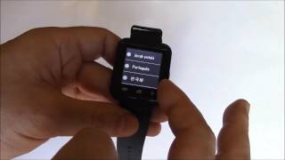 How To Change The Language On A U8 Smartwatch