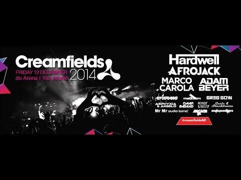 Creamfields Abu Dhabi 2014