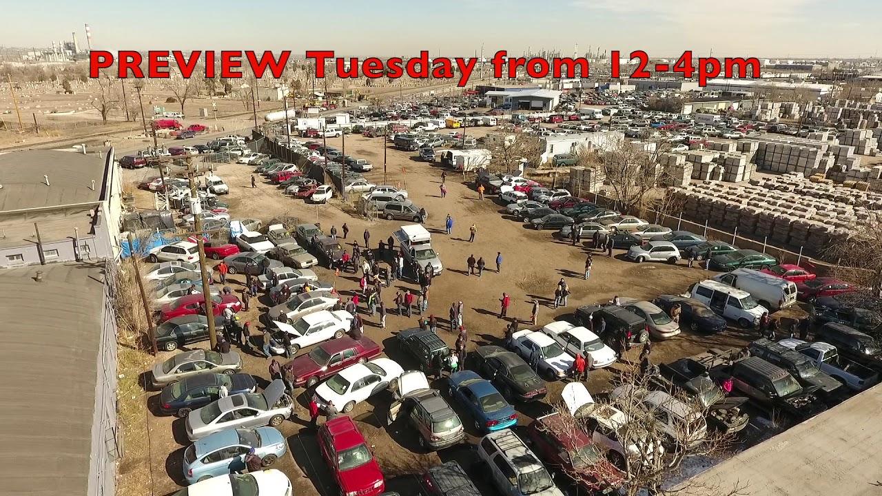 Schur Success Group Wyatt S Towing Public Auto Auctions Denver