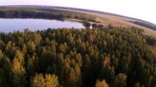 Соколовское озеро и р Русса.