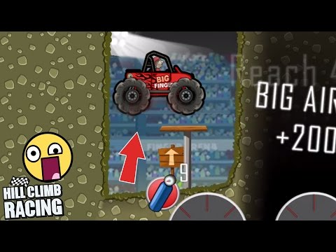 Hill Climb Racing New ARENA Map Is Awesome 😍😍