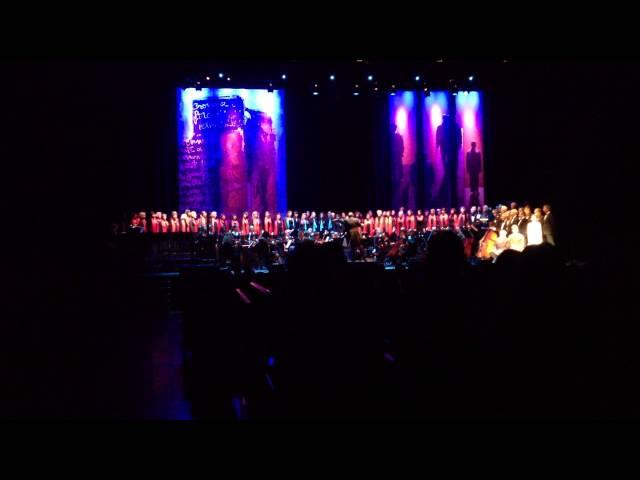 Ma vie avec Mozart - Chœur d'Oratorio de Montreux - Finale