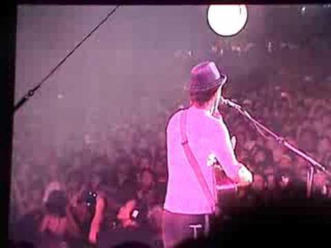 Dynamo of Volition - Jason Mraz in Singapore