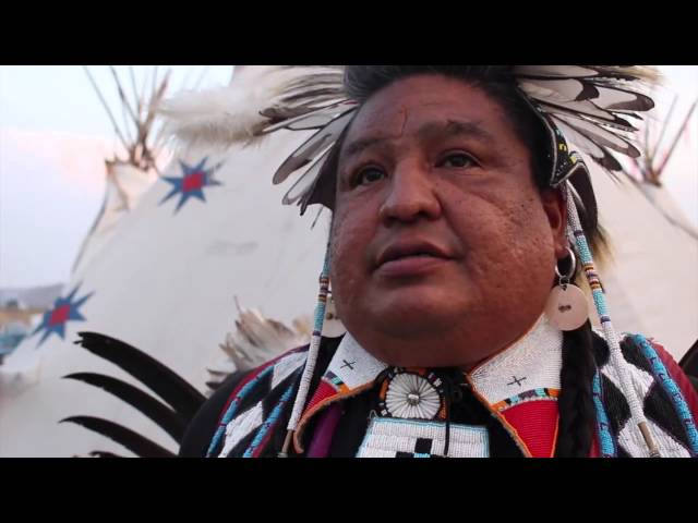 2015 Omak Stampede Indian Encampment with Dan Nanamkin