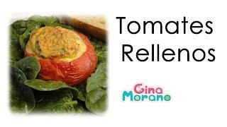 Tomates rellenos ♥ Stuffed Tomatoes Thumbnail