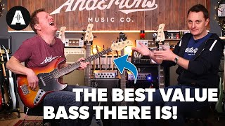 Sire V3 Bass - The Best Value Bass Guitar on the Planet?