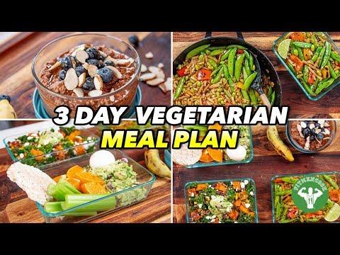 3-day-vegetarian-meal-plan