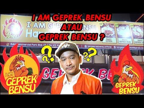 Geprek Bensu vs I Am Geprek Bensu... Enak Mana Yaa??? Mp3