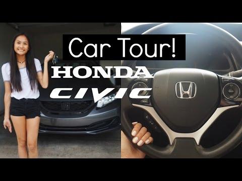 CAR TOUR 2016 || Honda Civic EX 2013