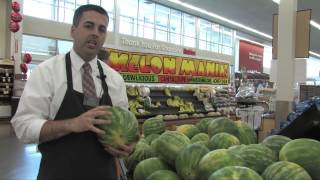 How to Pick Out a Ripe Watermelon