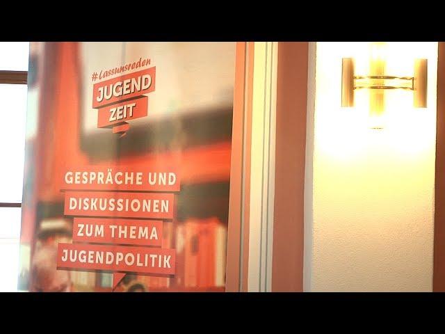 Diskussion um Jugend- und Familienpolitik in Kirchberg
