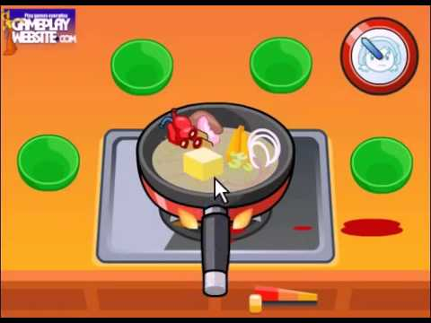 Twisted Cooking Mama Games 29