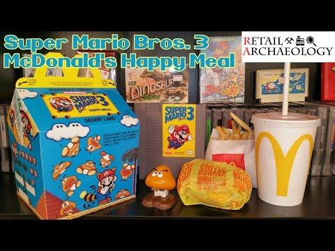Super Mario Bros. 3 McDonald