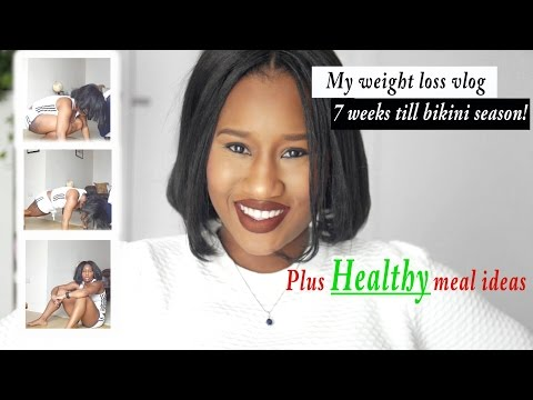 How to lose 25 pounds in 7 weeks | My weight loss vlog series WEEK 1