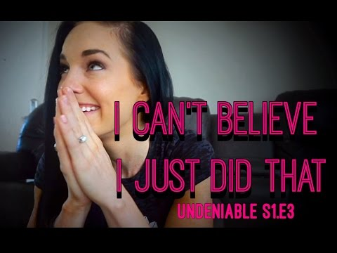 I can't believe I just did that | Alphalete Athlete | Undeniable S1.E3