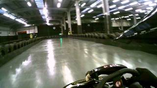Gokarts at Basingstoke