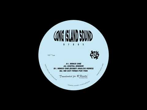 Long Island Sound - Minus One