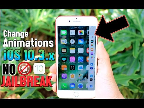 How to Change Animations on iPhone (No Jailbreak Required)