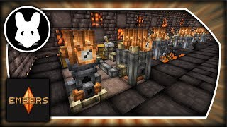 Embers: Natural Energy Part 2 - Minecraft 1.11.2! Corrected values.