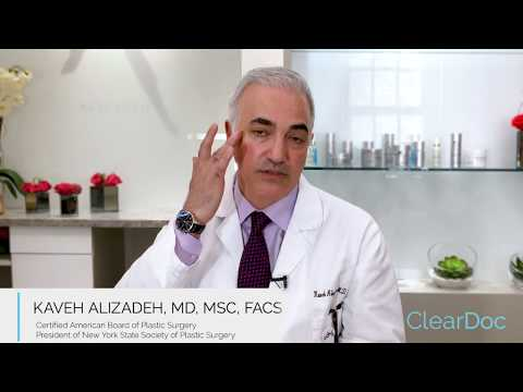 What Is the Procedure For a Natural Looking Eyelid Lift?