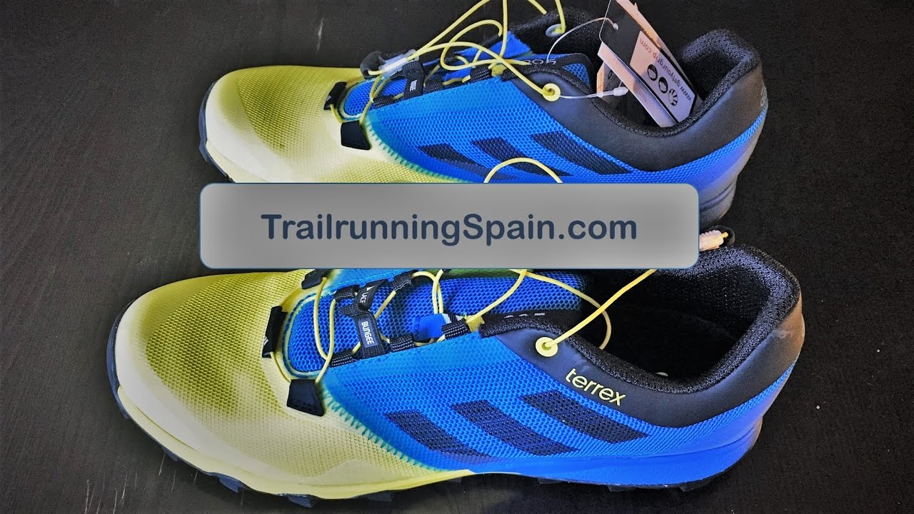 order online top design clearance sale Adidas Terrex trailmaker review: Trail running shoes analysis by Mayayo.  TrailrunningSpain.com