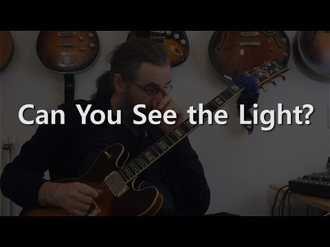 Can You See The Light? - Guitar solo on There is No Greater Love