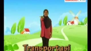 Transportasi lagu anak TK