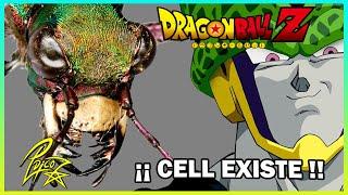 DBZ: ¿Qué clase de insecto es Cell? - ¿Realmente existe?