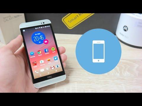 HTC One E8 Recenzja Test Review PL