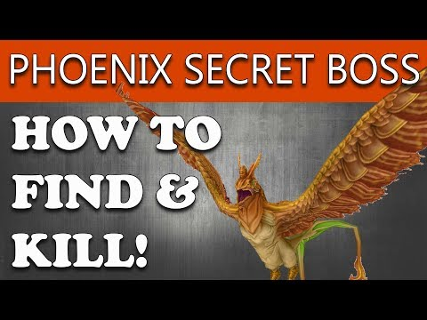Final Fantasy XII The Zodiac Age How to Find & Kill PHOENIX (SECRET BOSS IN PHAROS)