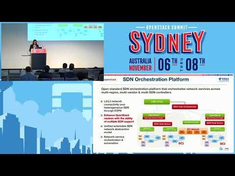 SDN hub platform unifies multi-vendor heterogeneous SDN powered openstacks