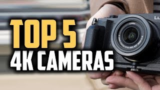 Best 4K Cameras in 2018 - Which Is The Best 4K Camera?