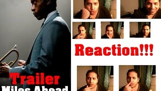 Miles Ahead MOVIE Official Teaser Trailer #1 REACTION & REVIEW Don cheadle