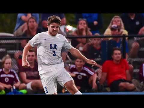 2018 Saint Josephs College of Maine Mens Soccer Season Video