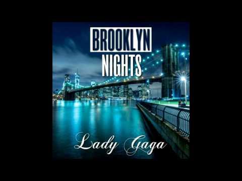 Lady Gaga - Brooklyn Nights - Single