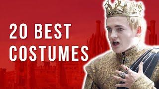 Top 20 BEST Game of Thrones Men's Costumes