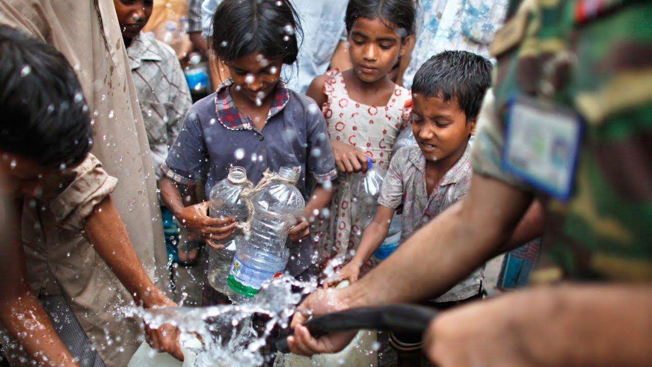 RTД: Вода — новая нефть?