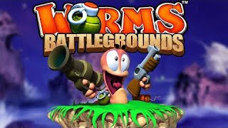 What Is This Worms Battlegrounds
