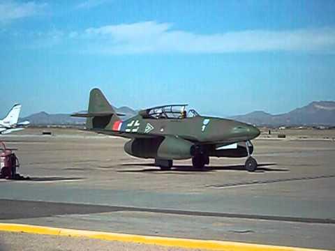 Messerschmitt Me-262B-1C Schwalbe Replica N262AZ