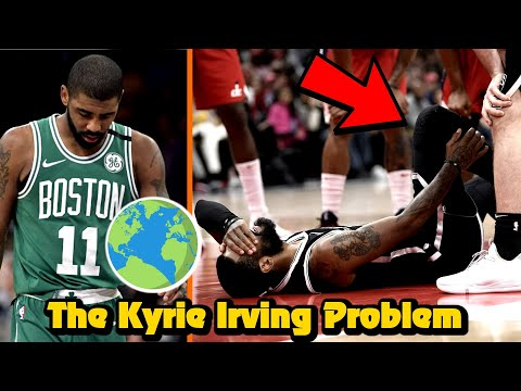 The DREADFUL Timeline Of Kyrie Irving From 2017 To 2020