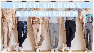 Erstellen Sie Ihre Eigenen K-pop-Boy-Band #2
