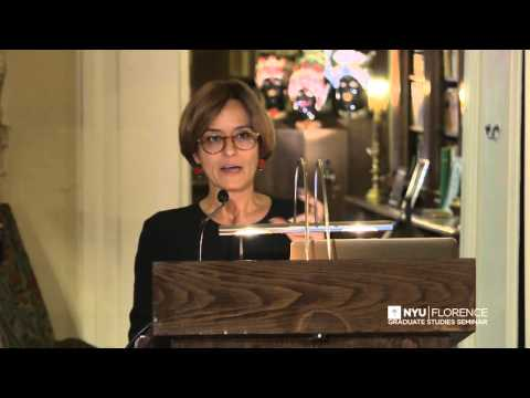 Serenella Iovino: Death and the City: Venice's Bodies as Ecological Texts