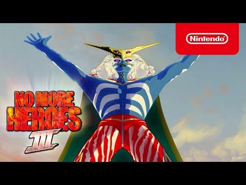 No More Heroes 3 - Alien Superheroes? 🛸 Nintendo Switch