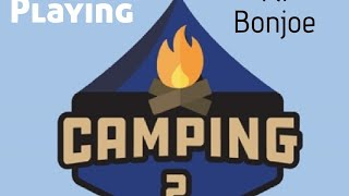 Playing Camping 2 on Roblox