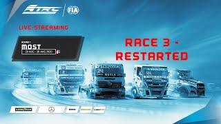 FIA ETRC - Season 2020 - #1 Most - Race 3 restarted